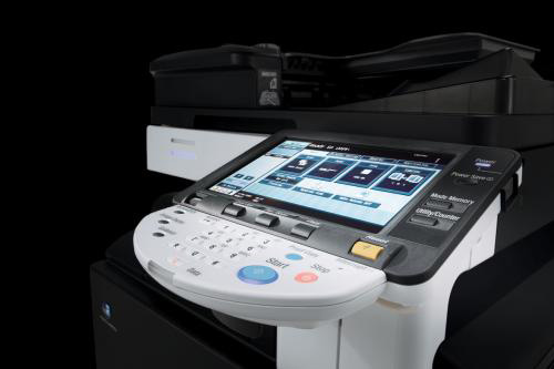Konica minolta c220 printer