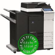 Colour Copier Lease Rental Offer Konica Minolta Bizhub C224e DF 701 FS 534 PC 210 Left
