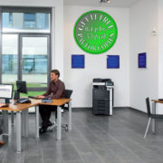 Colour Copier Lease Rental Offer Konica Minolta Bizhub C280 DF-617 Office 365 Special