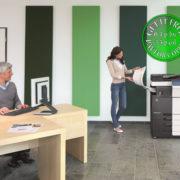 Colour Copier Lease Rental Offer Konica Minolta Bizhub C284 Office 365