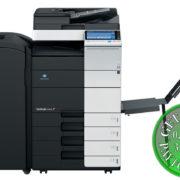 Colour Copier Lease Rental Offer Konica Minolta Bizhub C454 FS 534 SD 511 PC 210 BT C1e Front