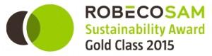 ROBECOSAM-Sustainability-Award-Gold-Class-2015