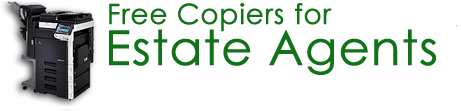 Free Copiers For Estate Agents