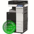 Colour Copier Lease Rental Offer Konica Minolta Bizhub C224e DF 624 OT 506 PC 110 Right