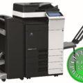 Colour Copier Lease Rental Offer Konica Minolta Bizhub C224e DF 701 FS 534 SD 511 PC 210 BT C1 Left