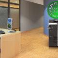 Colour Copier Lease Rental Offer Konica Minolta Bizhub C224e Office 365