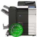 Colour Copier Lease Rental Offer Konica Minolta Bizhub C284e DF 701 FS 534 SD 511 PC 210 Front