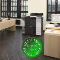 Colour Copier Lease Rental Offer Konica Minolta Bizhub C284e Office 365