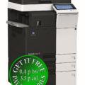 Colour Copier Lease Rental Offer Konica Minolta Bizhub C364e DF 624 FS 533 PC 410 Left