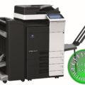 Colour Copier Lease Rental Offer Konica Minolta Bizhub C364e DF 701 FS 534 SD 511 PC 210 BT C1 Left