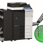 Colour Copier Lease Rental Offer Konica Minolta Bizhub C364e DF 701 FS 534 SD 511 PC 210 BT C1 Left