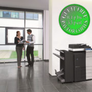 Colour Copier Lease Rental Offer Konica Minolta Bizhub C364e Office 365