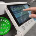 Colour Copier Lease Rental Offer Konica Minolta Bizhub C364e Panel Side Touch Control