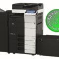 Colour Copier Lease Rental Offer Konica Minolta Bizhub C454e DF 701 FS 534 SD 511 PC 210 LU 204 Right