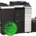 Colour Copier Lease Rental Offer Konica Minolta Bizhub C554e FS535 JS 602 PC 410 LU 204 BT C1e Left