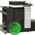 Colour Copier Lease Rental Offer Konica Minolta Bizhub C654e FS 534SD WT 506 AU 102 Left