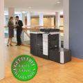Colour Copier Lease Rental Offer Konica Minolta Bizhub C654e Office 365