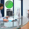 Colour Copier Lease Rental Offer Konica Minolta Bizhub C3110 Office 365