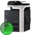 Colour Copier Lease Rental Offer Konica Minolta Bizhub C3110 Right Mainbody PF P09 Paper Tray