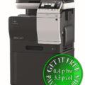 Colour Copier Lease Rental Offer Konica Minolta Bizhub C3350 Mainbody PF P13 DK P03 Left