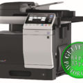 Colour Copier Lease Rental Offer Konica Minolta Bizhub C3350 Mainbody PF P13 WT P02 FSP03