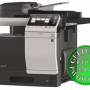 Colour Copier Lease Rental Offer Konica Minolta Bizhub C3350 Mainbody PF P13 WT P02 FSP03