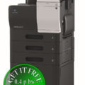 Colour Copier Lease Rental Offer Konica Minolta Bizhub C3350 Mainbody Right PF P13 DK P03