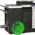 Colour Copier Lease Rental Offer Konica Minolta Bizhub C754e FS 535 Left
