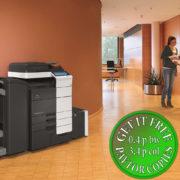 Colour Copier Lease Rental Offer Konica Minolta Bizhub C754e Office 365