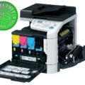 Colour Copier Lease Rental Offer Konica Minolta Bizhub C25 Copier