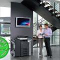 Colour Copier Lease Rental Offer Konica Minolta Bizhub C280 FS-527 SD-509 DF-617 Office-365