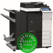 Colour Copier Lease Rental Offer Konica Minolta Bizhub C284 DF 624 FS 534 SD 511 PC 210 Left