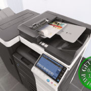 Colour Copier Lease Rental Offer Konica Minolta Bizhub C284 Office