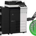 Colour Copier Lease Rental Offer Konica Minolta Bizhub C308 DF 704 FS 534SD BT C1e PC 210 Left