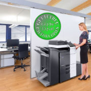 Colour Copier Lease Rental Offer Konica Minolta Bizhub C308 Office