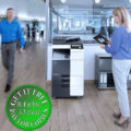 Colour Copier Lease Rental Offer Konica Minolta Bizhub C308 Office 365
