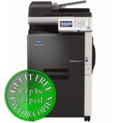 Colour Copier Lease Rental Offer Konica Minolta Bizhub C35 DK P01 Cabinet Front View