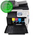 Colour Copier Lease Rental Offer Konica Minolta Bizhub C35 Front View Open