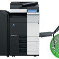 Colour Copier Lease Rental Offer Konica Minolta Bizhub C364 DF 701 FS 534 SD 511 PC 210 BT C1e Front