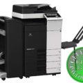 Colour Copier Lease Rental Offer Konica Minolta Bizhub C368 DF 704 FS 534SD BT C1e PC 210 Left