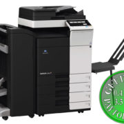Colour Copier Lease Rental Offer Konica Minolta Bizhub C368 DF 704 FS 534SD BT C1e PC 210 Left