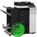 Colour Copier Lease Rental Offer Konica Minolta Bizhub C368 DF 704 FS 534SD PC 210 Left