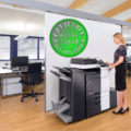 Colour Copier Lease Rental Offer Konica Minolta Bizhub C368 Office