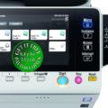 Colour Copier Lease Rental Offer Konica Minolta Bizhub C3850FS Panel Front