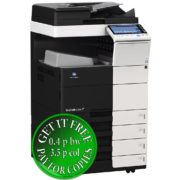 Colour Copier Lease Rental Offer Konica Minolta Bizhub C554 DF-701 OT-506 PC-210