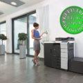 Colour Copier Lease Rental Offer Konica Minolta Bizhub C554 Office 365 Special