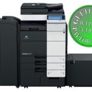 Colour Copier Lease Rental Offer Konica Minolta Bizhub C654 FS 534 SD 511 LU 204