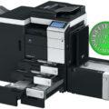 Colour Copier Lease Rental Offer Konica Minolta Bizhub C654 FS 535 LU 204