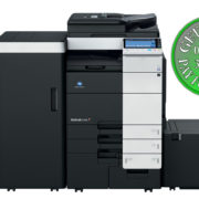 Colour Copier Lease Rental Offer Konica Minolta Bizhub C754 FS 535 LU 204 Front