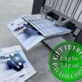 Colour Copier Lease Rental Offer Konica Minolta Bizhub C754 Office Folders Printing